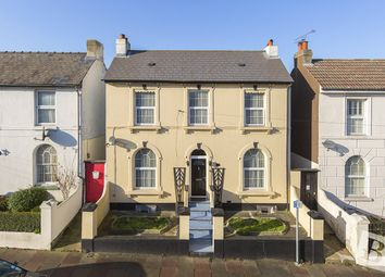 Thumbnail 4 bedroom detached house for sale in Wellington Street, Gravesend, Kent