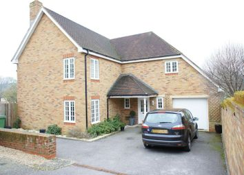 Thumbnail 4 bed detached house to rent in Shirnall Meadow, Lower Farringdon, Alton