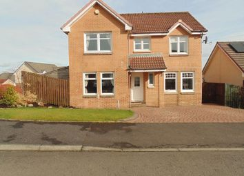 Thumbnail 4 bed detached house for sale in Burns Wynd, Stonehouse, Larkhall