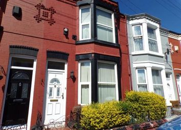Thumbnail 3 bedroom terraced house for sale in Middlessex Road, Bootle, Liverpool, Merseyside
