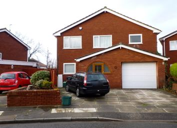 Thumbnail 4 bedroom detached house for sale in Halltine Close, Blundellsands, Liverpool