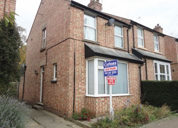 Thumbnail 3 bed semi-detached house for sale in Frankston Avenue, Stony Stratford, Milton Keynes, Buckinghamshire