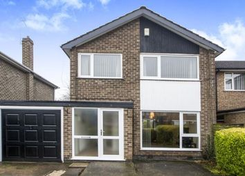 Thumbnail 3 bed detached house for sale in Burgh Hall Close, Beeston, Nottingham