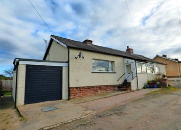 Thumbnail 3 bed semi-detached bungalow for sale in Ladysteps, Scotby, Carlisle, Cumbria