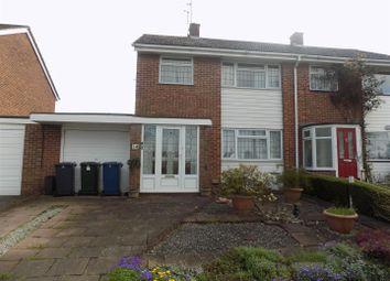 Thumbnail 3 bedroom semi-detached house for sale in Porchester Road, Bingham, Nottingham