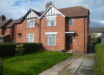 Thumbnail 3 bed semi-detached house for sale in Park Avenue, Winsford, Cheshire, England