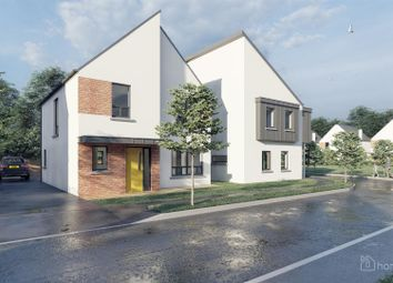 Thumbnail 4 bed property for sale in 121 Butlers Wharf, Derry