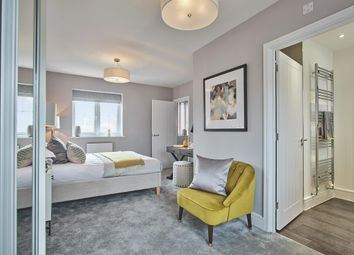 Thumbnail 3 bed detached house for sale in The Amberley At St Michael's Hurst, Barker Close, Bishop'S Stortford, Hertfordshire