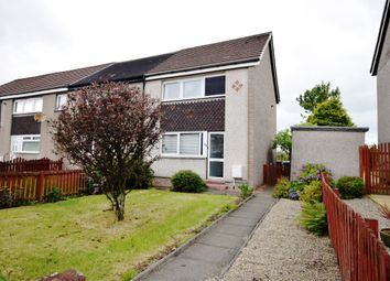 Thumbnail 2 bed end terrace house for sale in Tulloch Road, Shotts