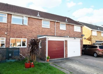 Thumbnail 3 bed terraced house for sale in Fox Drive, Yateley