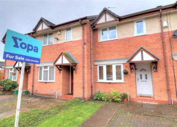 Thumbnail 3 bed terraced house for sale in Cotterdale Close, Whalley Range, Manchester