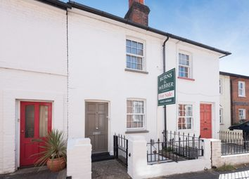 Thumbnail 3 bed terraced house for sale in Stoke Fields, Guildford