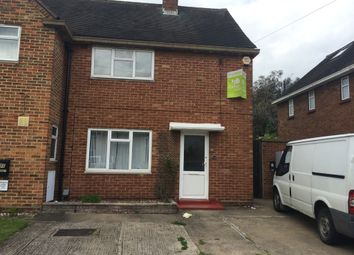 Thumbnail 2 bedroom end terrace house to rent in Whitefields Road, Cheshunt, Waltham Cross