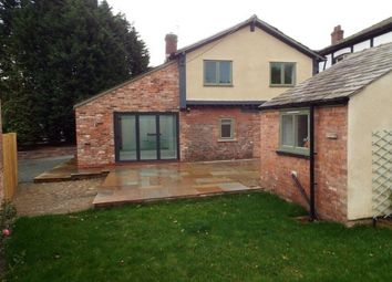 Thumbnail 2 bed cottage to rent in Chester Road, Tabley, Knutsford