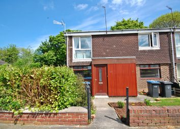 Thumbnail 2 bed flat for sale in Middleham Road, Newton Hall, Durham