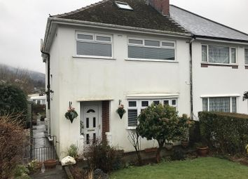 Thumbnail 3 bed semi-detached house for sale in Gethin Road, Treorchy, Rhondda, Cynon, Taff.