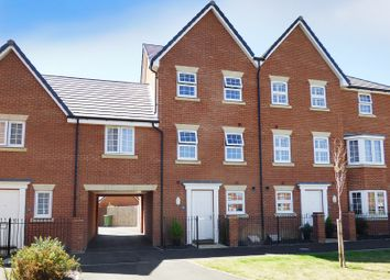 Thumbnail 4 bed town house for sale in Thompson Grove, Littlehampton