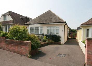 Thumbnail 4 bed detached bungalow for sale in Palfrey Road, Northbourne, Bournemouth