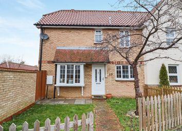 Thumbnail 2 bed end terrace house for sale in Russetts, Langdon Hills, Basildon