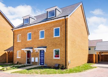 Thumbnail 3 bed semi-detached house for sale in Sandford Road, Littlemore, Oxford