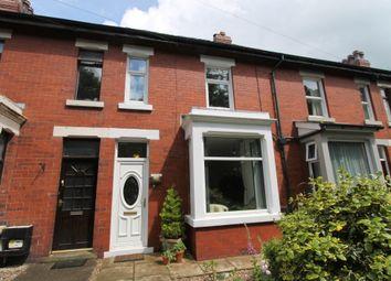 Thumbnail 2 bed terraced house for sale in Park Lane, Preesall, Poulton-Le-Fylde