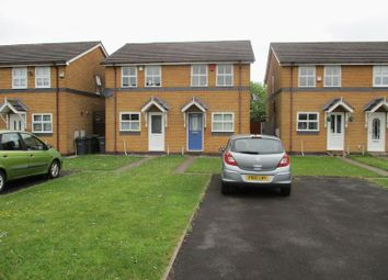 Thumbnail 2 bedroom semi-detached house to rent in Waterways Drive, Oldbury