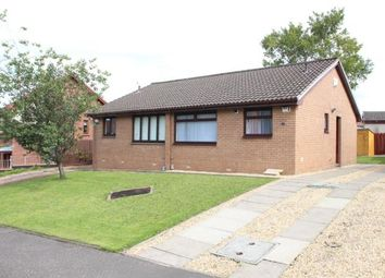 Thumbnail 2 bed bungalow for sale in Ewart Crescent, Hamilton, South Lanarkshire, Scotland