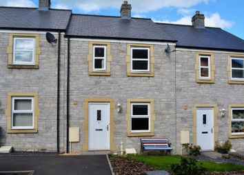 Thumbnail 3 bed terraced house for sale in Weir Close, Paulton, Bristol