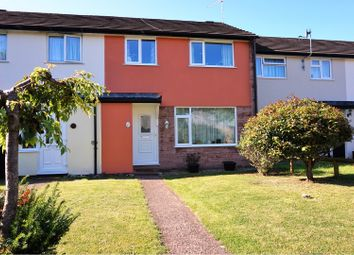 Thumbnail 3 bed terraced house for sale in Four Acre Mead, Bishops Lydeard, Taunton