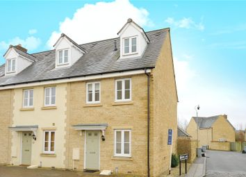 Thumbnail 3 bed semi-detached house to rent in Woodley Green, Witney