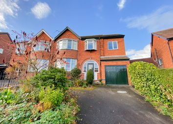 Thumbnail 5 bed semi-detached house for sale in Windley Crescent, Darley Abbey, Derby