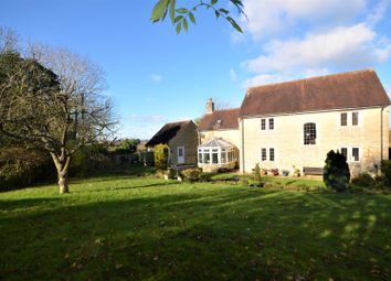 Thumbnail 4 bed detached house for sale in Veals Lane, Hinton St. Mary, Sturminster Newton