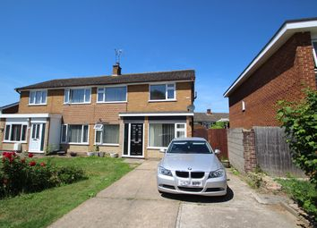 Thumbnail 3 bed property for sale in Birkfield Drive, Ipswich
