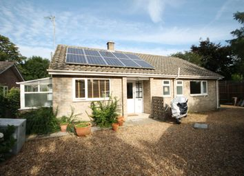 Thumbnail 2 bedroom detached bungalow to rent in 17 Station Road, Lode