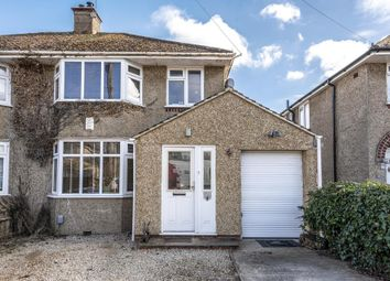 Thumbnail 5 bed semi-detached house for sale in Wolvercote, Oxford