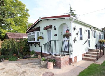 Thumbnail 2 bedroom detached bungalow for sale in River Road, Willows Riverside Park, Windsor