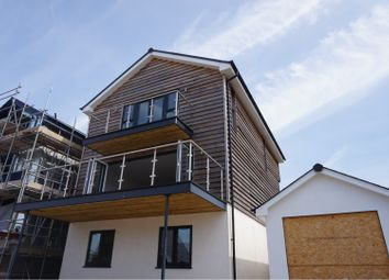 Thumbnail 5 bed detached house for sale in Grace Woodford Drive, East Cowes