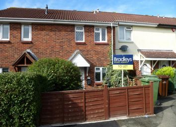 Thumbnail 2 bed terraced house to rent in Parsons Close, Staddiscombe, Plymouth, Devon