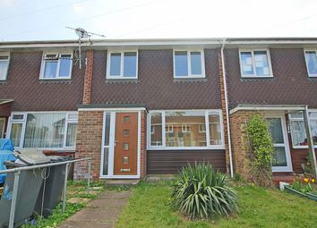 Thumbnail 3 bed terraced house to rent in Lodge Close, Andover, Hampshire