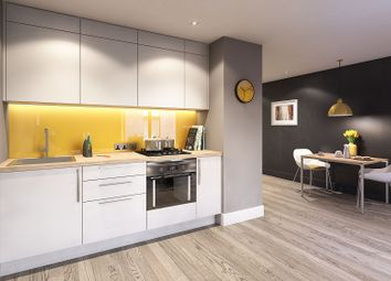 Thumbnail 2 bed flat for sale in Berry House, 76 Norfolk Street, Liverpool