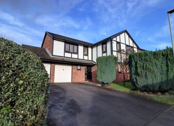 Thumbnail 4 bed detached house for sale in Moorgate Road, Carrbrook, Stalybridge