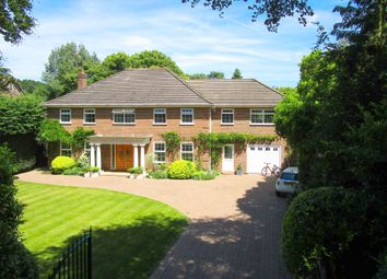 Thumbnail 5 bed detached house to rent in The Barton, Cobham