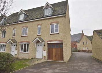 Thumbnail 3 bed end terrace house for sale in Butterfield Court, Bishops Cleeve