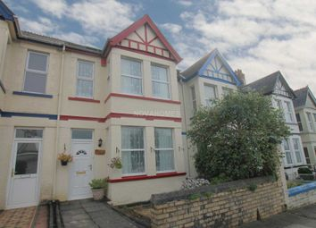 Thumbnail 4 bedroom terraced house for sale in Ford Park Road, Mutley