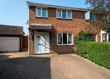 3 bed semi-detached house for sale in Lakemead, Singleton, Ashford, Kent TN23