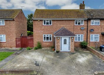 Thumbnail 3 bed semi-detached house for sale in Matthews Road, Herne Bay, Kent