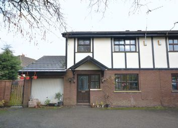 Thumbnail 3 bedroom semi-detached house for sale in Willows Lane, Oswaldtwistle, Accrington