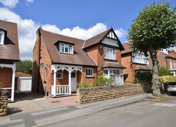 4 bed detached house for sale in North Road, West Bridgford NG2