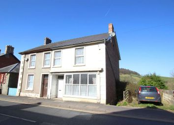 Thumbnail 3 bed semi-detached house for sale in High Street, Sennybridge, Brecon