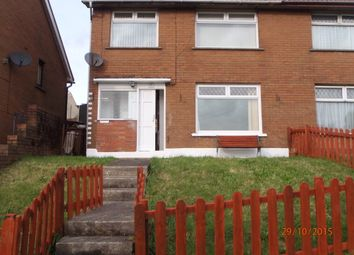 Thumbnail 3 bed semi-detached house to rent in Heol Aneurin, Penyrheol